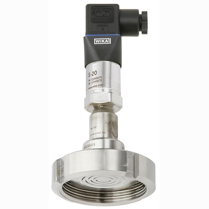 Высококачественный датчик давления с мембранным разделителем