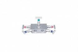Блок вентильный Bv, Модификация 1 (манифольд)