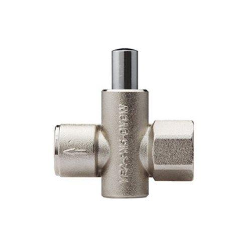 кнопочный клапан VE2-2 из латуни