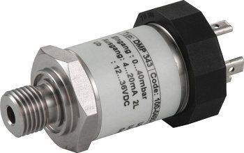 DMP 343 промышленный датчик избыточного давления для измерения низких давлений