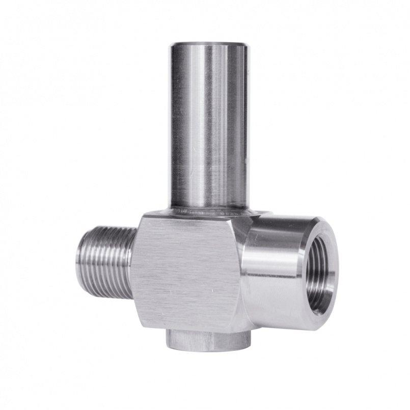 Предохранительный клапан Пк-м для манометров и датчиков давления