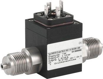 Dmd 331 Датчик дифференциального давления в компактном исполнении