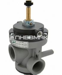 Распределитель пневматический клапанный с электромагнитным управлением T770