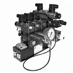 Blkv Гидравлические блоки в сборе с клапанами на базе стандартных компонентов (по Тз Заказчика)