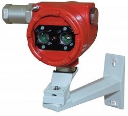 Ладон Ип329/ип330 (уф/ик) комбинированный. Извещатель пожарный пламени взрывозащищённый Ладон