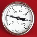 Индикатор температуры Итб-1