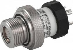 Lmp 331 Врезной датчик уровня с открытой мембраной из нержавеющей стали для измерения низкого и среднего давления в вязких средах