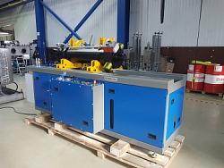 Ctr-kv-g0002 Стенд для испытания гидроцилиндров. Ручное управление, без вывода результатов испытаний на внешний компьютер и построения отчетов испытаний