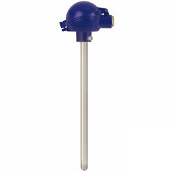 Термометр сопротивления для измерения температуры дымовых газов