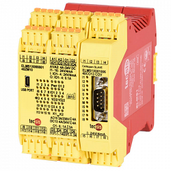 Электронный модуль защиты