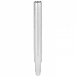 Защитные гильзы цельные, для вварки или с фланцем