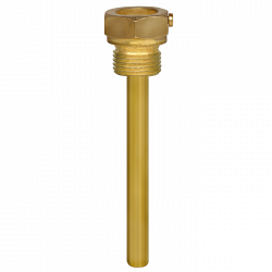 Защитная гильза для вкручивания или вваривания (составная)