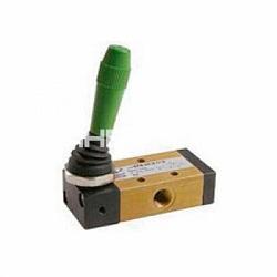 Распределитель пневматический с механическим управлением (тумблер/кнопка) 228