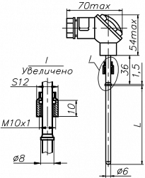 3.13. Термометры технические Тпт-15, Tmt-15