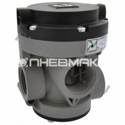 Распределитель пневматический клапанный с пневматическим управлением T770