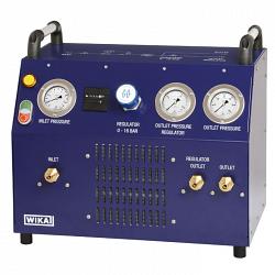 Портативный компрессорный модуль элегаза Sf6