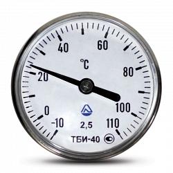Термометры биметаллические Тби
