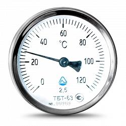 Термометры биметаллические Тбт