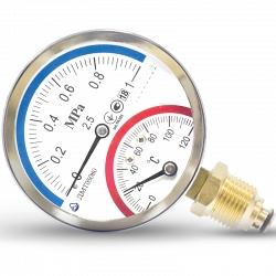 Термоманометры Дмт