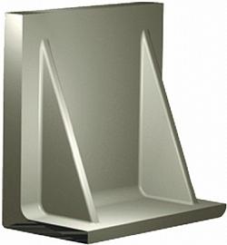 01252 Угловые пластины алюминиевые