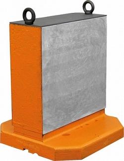 01270 Опорные стойки, двухсторонний серый чугун