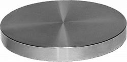 01320 Циркулярные плиты серого чугуна или алюминия