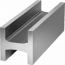 01560 H-профили серый чугун или алюминий
