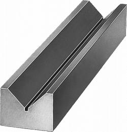 01640 V-образный блок, обработанный всеми сторонами серого чугуна или алюминия