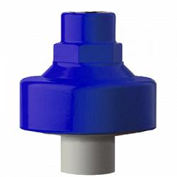 990.31 Мембранный разделитель с резьбовым присоединением. Пластиковая конструкция