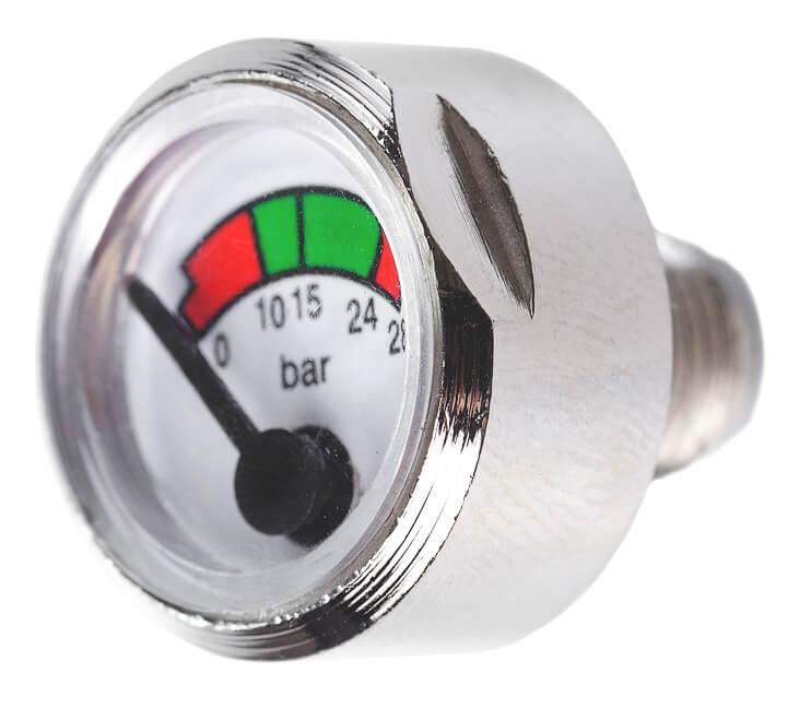 Индикатор давления для огнетушителей Ip54
