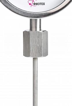 Термометры биметаллические коррозионностойкие Тбф-225 кт.1,0 с возможностью гидрозаполнения