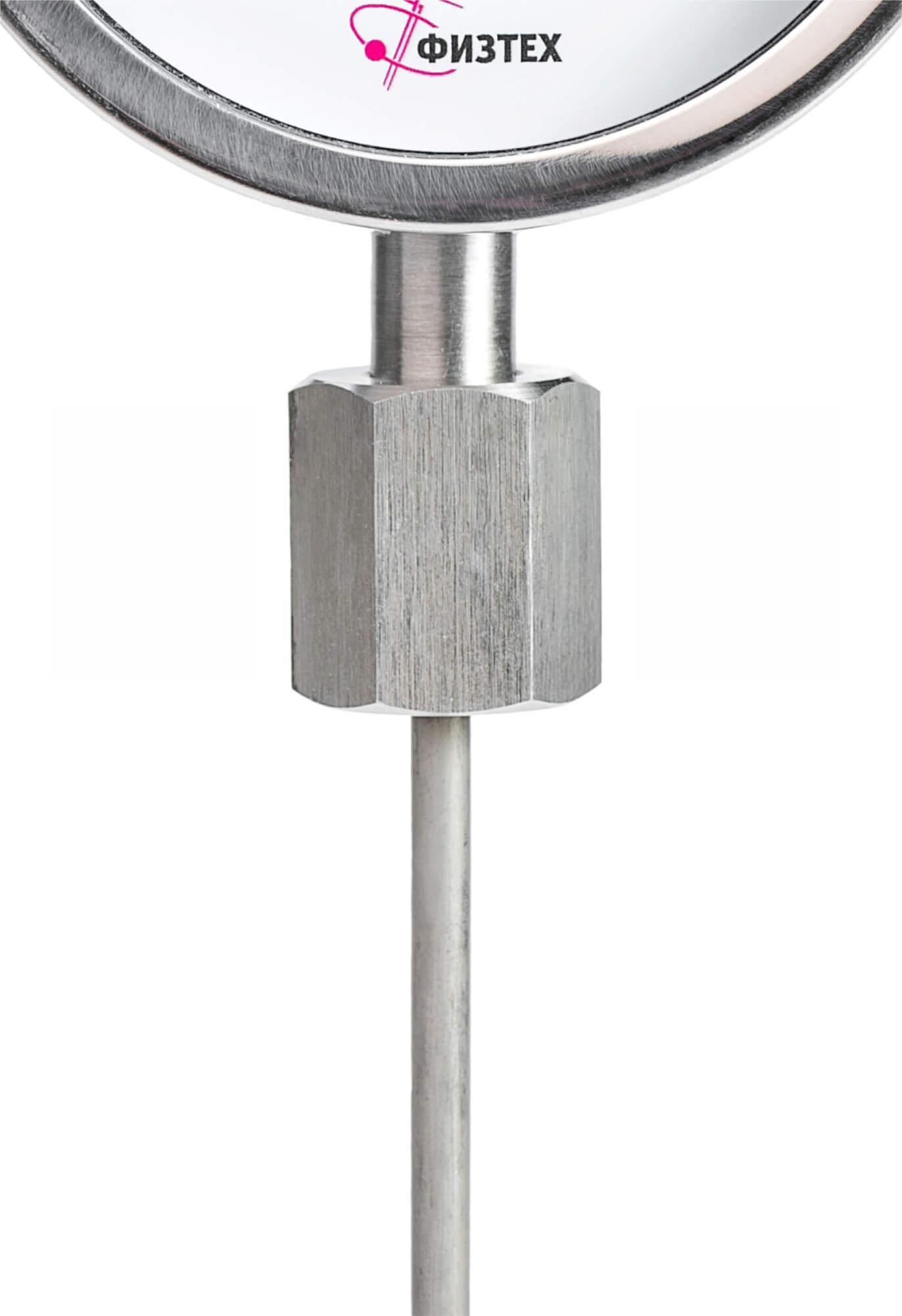 Термометры биметаллические коррозионностойкие Тбф-225 с возможностью гидрозаполнения