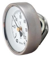 Термометры биметаллические, технические, специальные трубные