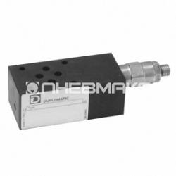 Клапан подпорный Cetop 03 Pbm3