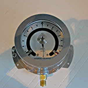 Манометры, вакуумметры, мановакуумметры сигнализирующие взрывозащищенные  Дм2005сг1exм1, Дв2005сг1exм1, Да2005сг1exм1