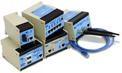 Искробезопасный промышленный Ethernet
