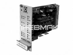Блок управления электронный для пропорциональных распределителей с двумя катушками и без обратной связи Ueik-2*rl