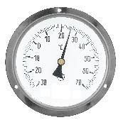 Термометры биметаллические, технические, специальные для производственных помещений