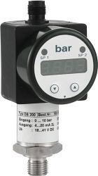 Ds 200 Многофункциональный датчик давления с дискретным выходом и цифровым индикатором